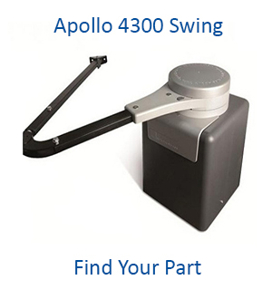 Apollo 4300 Swing Gate Parts