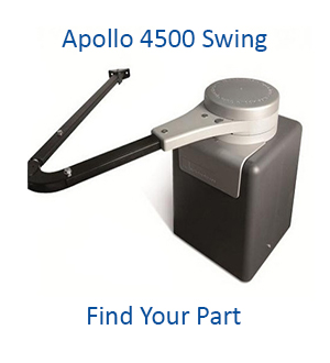Apollo 4500 Swing Gate Parts