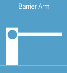 Barrier Arm Operator Parts
