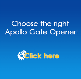 Choose The Right Apollo Gate Opener