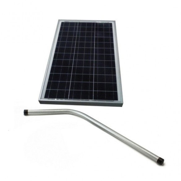Apollo 215SP Solar Panel (50 watts) w/ Mounting Bracket