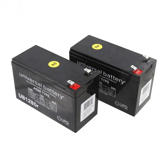 8Ah Replacement Battery Kit - MX002008