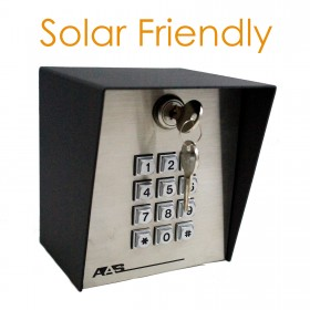 Nice Apollo 928 Solar Friendly Keypad, Commercial - AAS (100 code)
