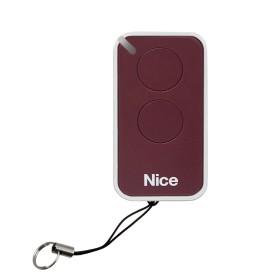 Nice Apollo Inti 2-Channel Mini Transmitter INTI2R/A - Red