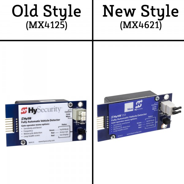 Hy5B™ 2.0 Fully Automatic Vehicle Detector - MX4125