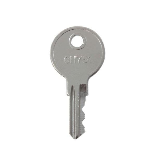 CH751 Access Panel Keys for Ridge Series Keypads - 20-021