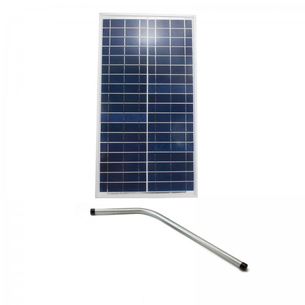 Nice Apollo 213SP Solar Panel (30 watts) with Mounting Bracket