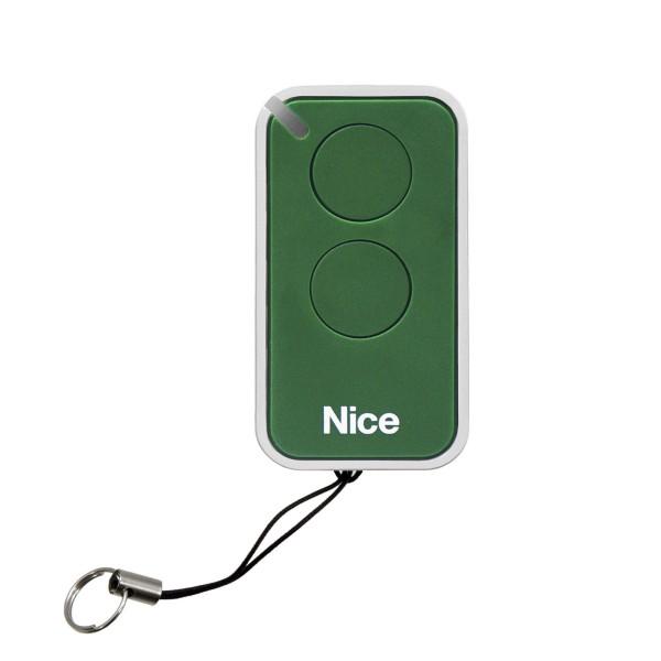 Nice Apollo Inti 2-Channel Mini Transmitter INTI2G - Green