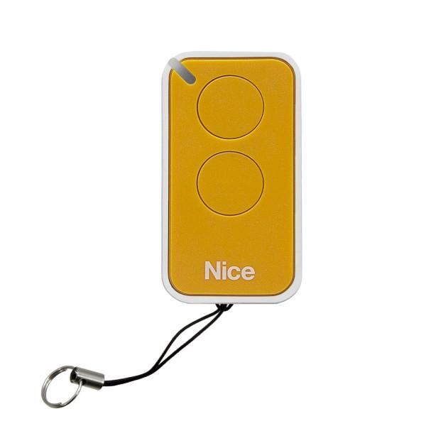 Nice Apollo Inti 2-Channel Mini Transmitter INTI2Y - Yellow
