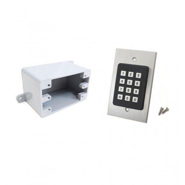 Nice Apollo 925 Keypad, Residential - Wired AAS B (100 code)