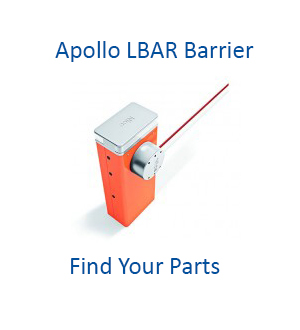 Apollo LBAR Barrier Gate Parts