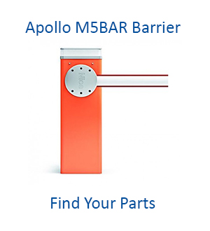 Apollo M5BAR Barrier Gate Parts
