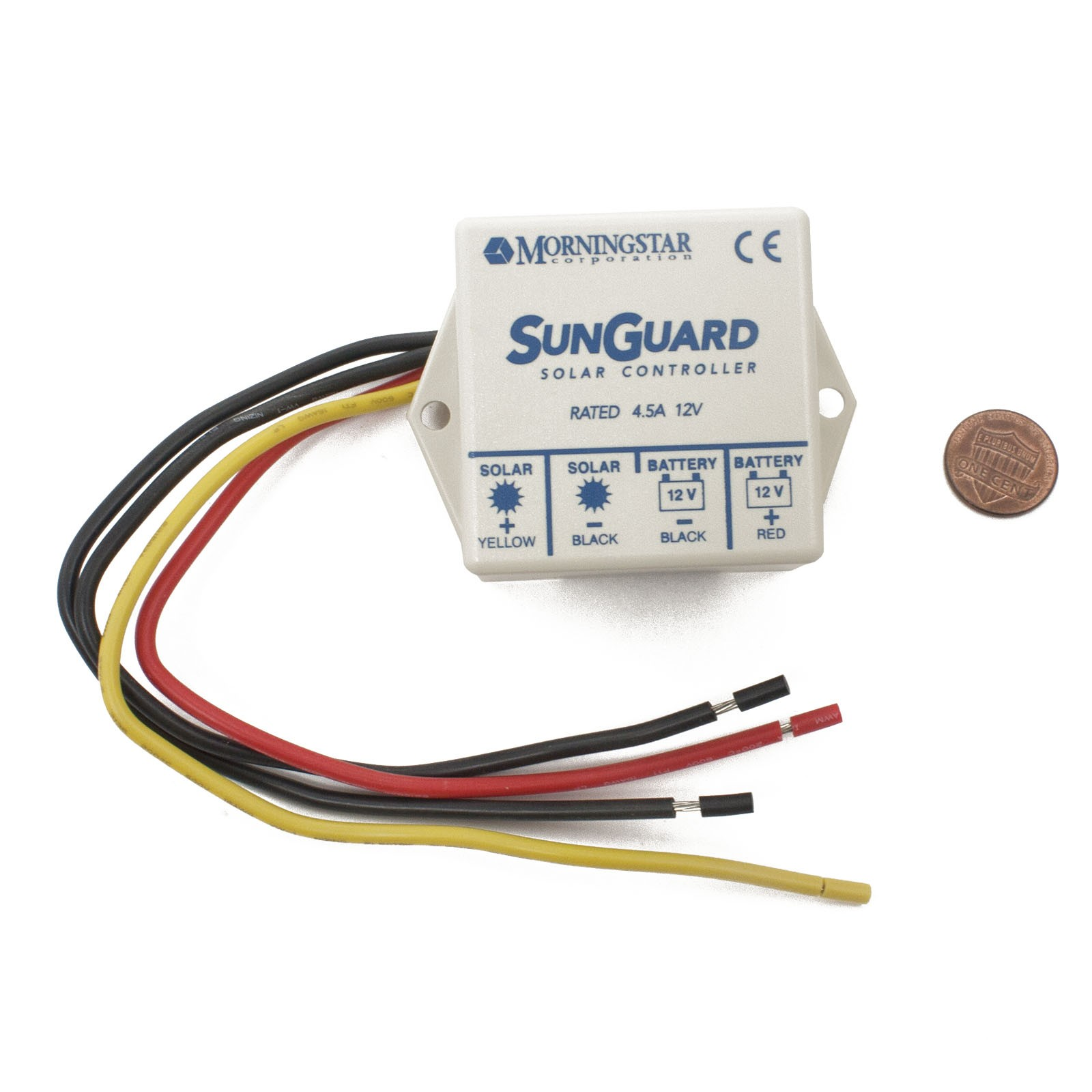 SG-4 Gate Opener Solar Panel Regulator, MS